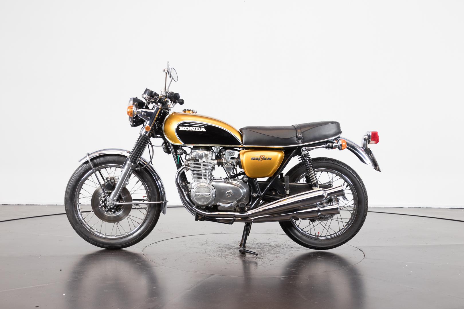 1972 honda cb 500 honda moto d 39 epoca ruote da sogno. Black Bedroom Furniture Sets. Home Design Ideas