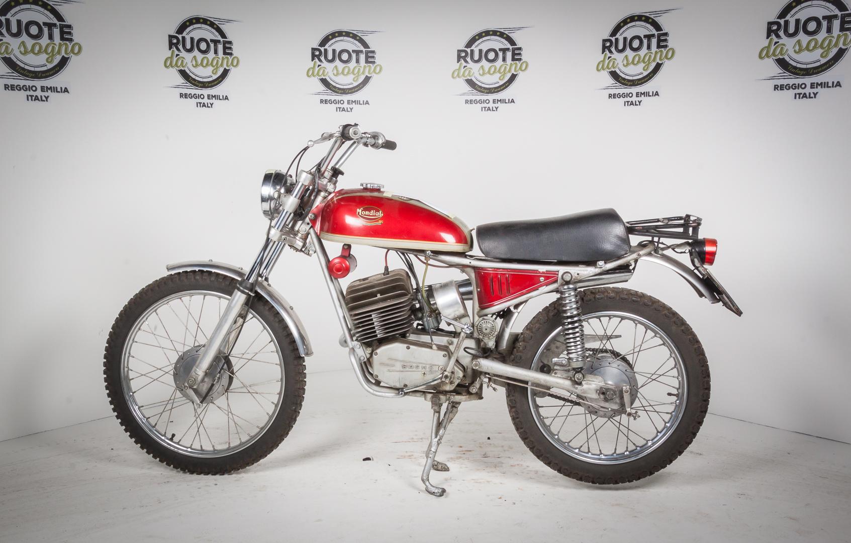 1995 mondial 125 enduro mondial classic motorbikes for Extreme motors monroe la