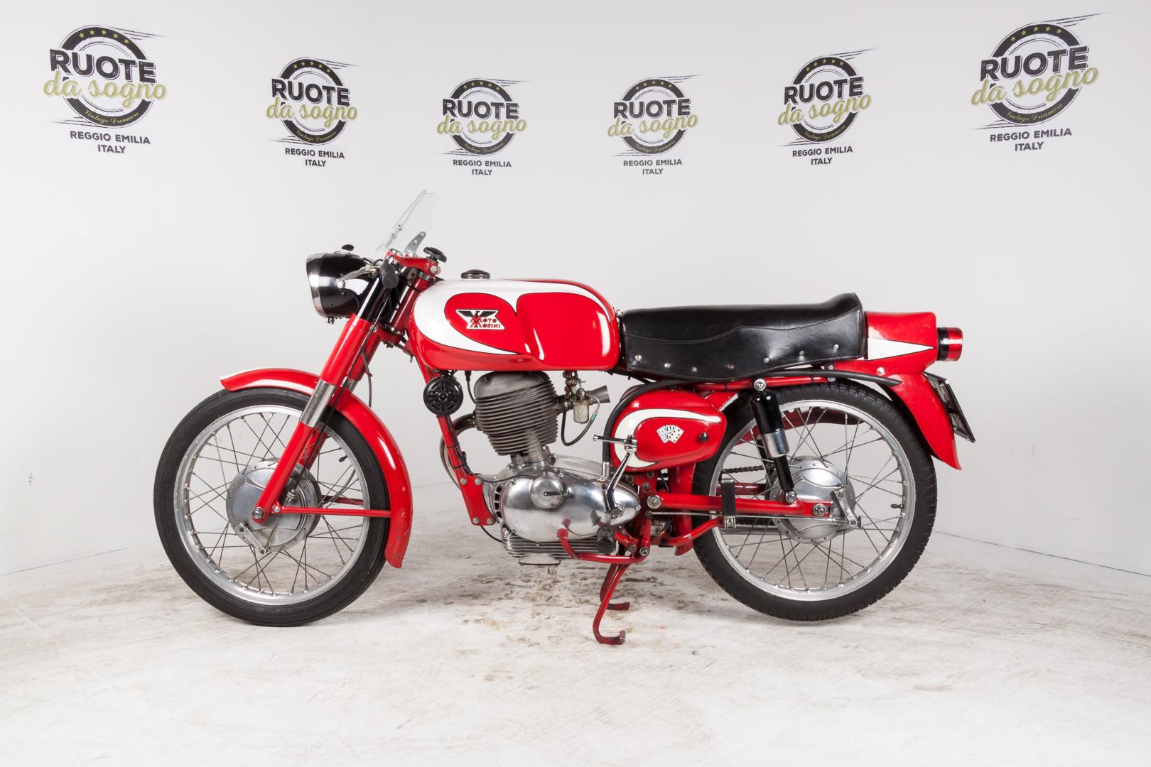 1957 Moto Morini 175 Moto Morini Moto D Epoca Ruote