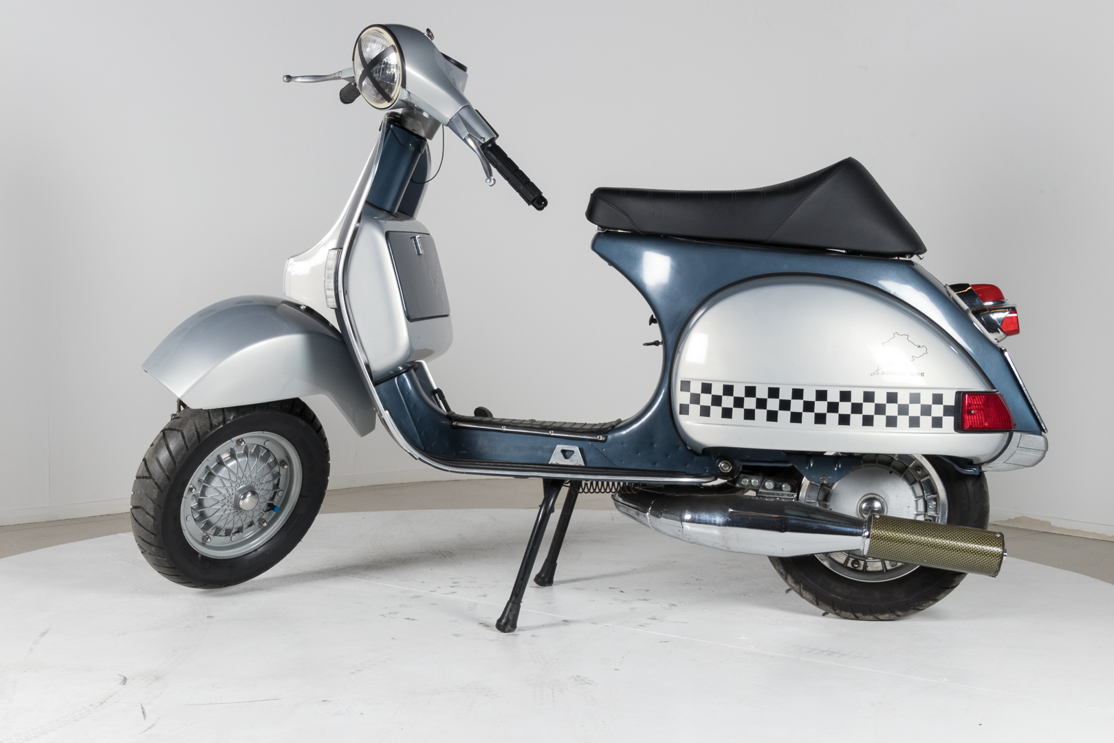 1983 piaggio vespa px 200 corsa piaggio moto d 39 epoca. Black Bedroom Furniture Sets. Home Design Ideas
