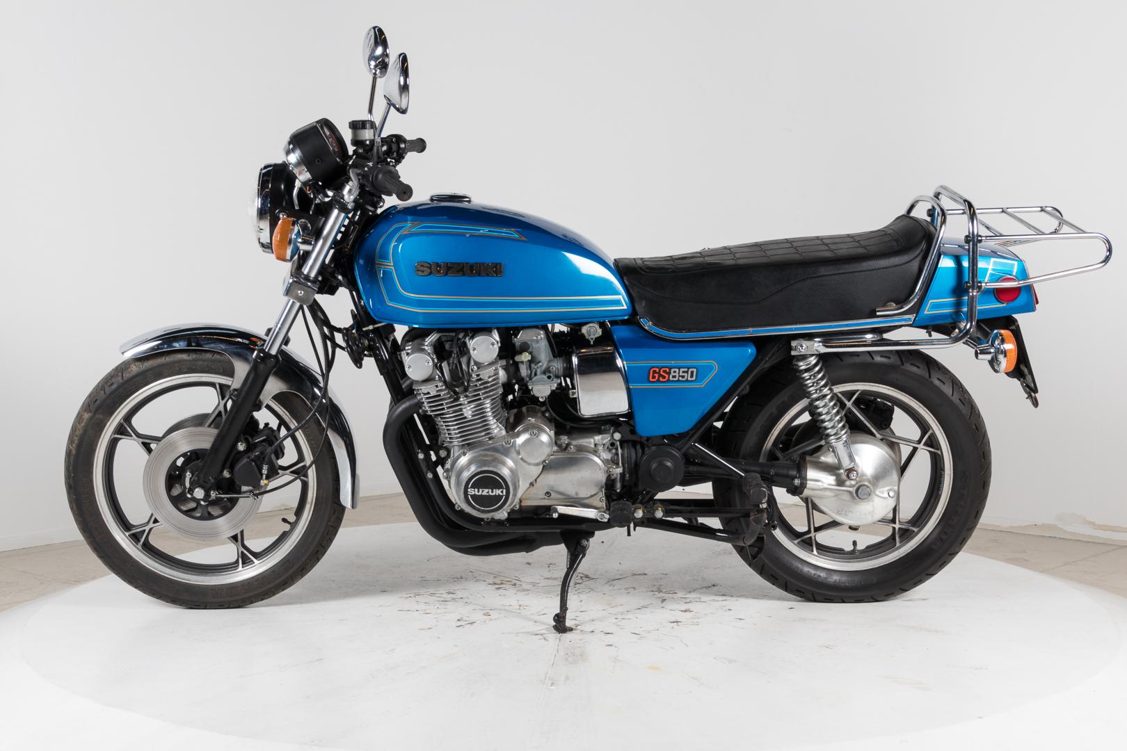 1979 suzuki gs850 cardano japanische motorr der ruote da sogno europas gr ter h ndler f r. Black Bedroom Furniture Sets. Home Design Ideas