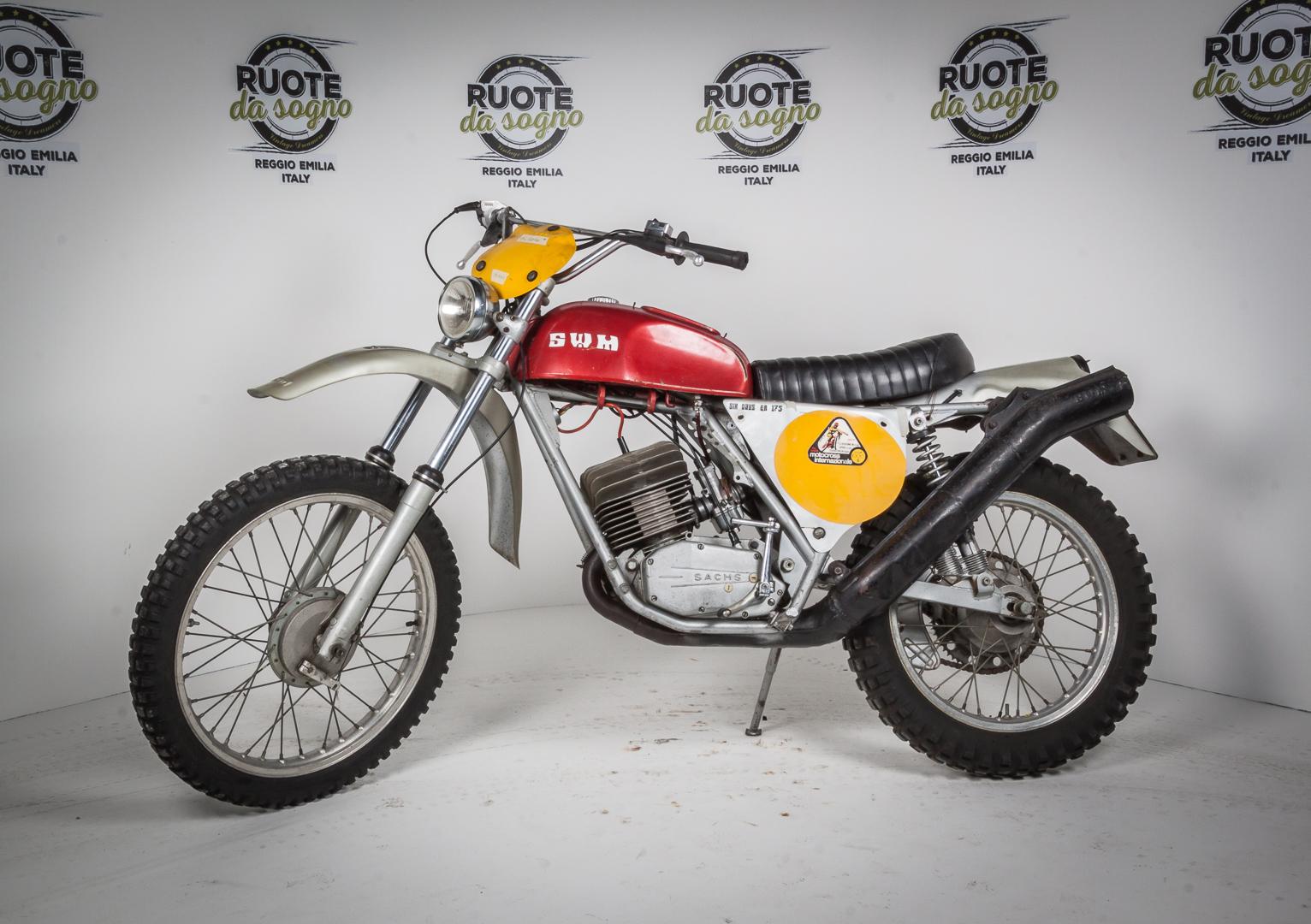 Subito Impresa+ - team df - Gori 125 sachs 7v 1976 - Moto