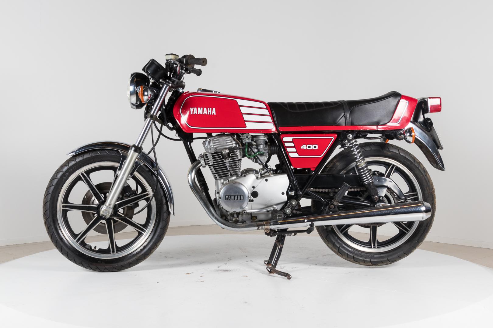 1980 yamaha xs 400 yamaha classic motorbikes ruote. Black Bedroom Furniture Sets. Home Design Ideas